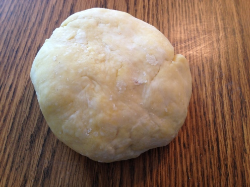 Raw Pasta Dough