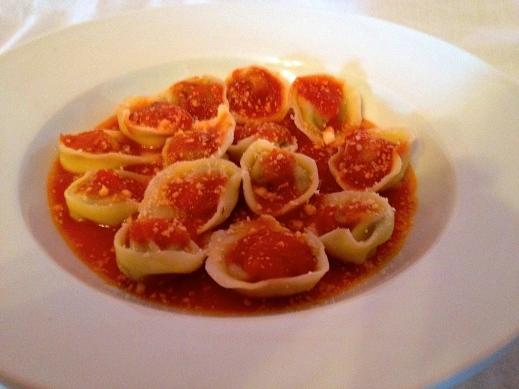 Sausage Tortellini